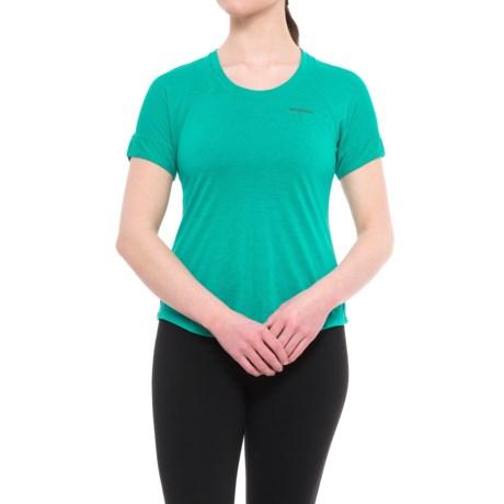 Merrell Sportswear Merrell Dri-Release® Paradox Tech T-Shirt - Short Sleeve (For Women)
