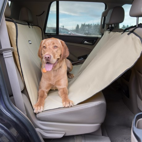 """Dog for Dog Hammock-Style Car Seat Cover - 56x54"""""""