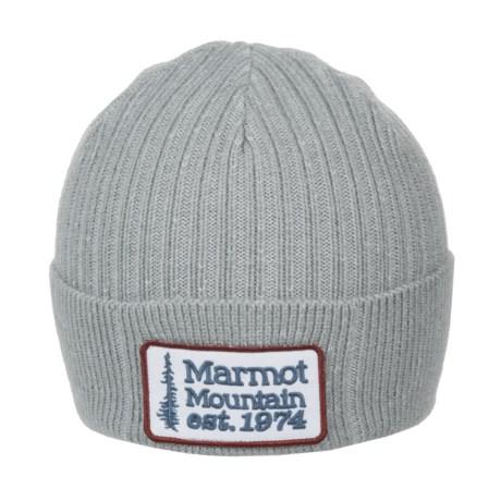 Marmot Retro Trucker Beanie (For Men)