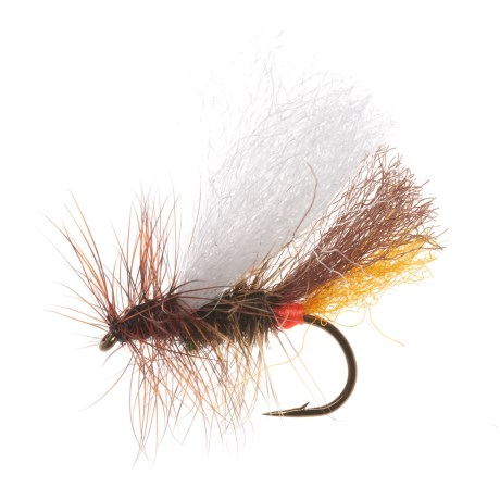 Montana Fly Company Wiese's Synthetic Double Wing Dry Fly - Dozen