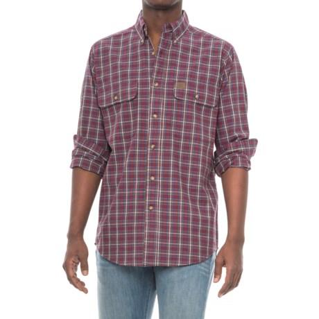 Riggs Workwear® Foreman Work Shirt - Long Sleeve (For Men)