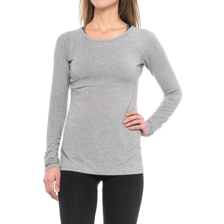 New Balance Layer Shirt - Long Sleeve (For Women)
