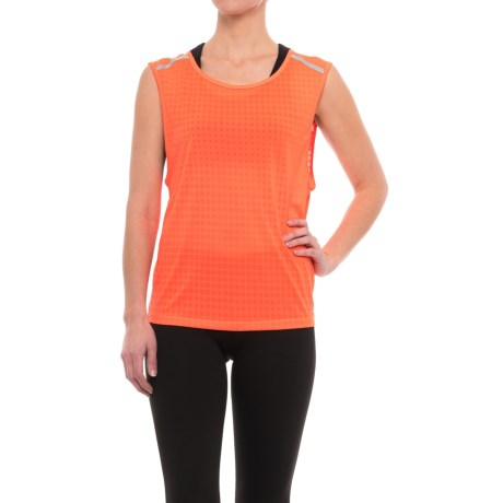 New Balance D2D Run Mesh Tank Top (For Women)