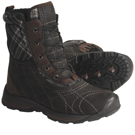 Columbia Sportswear Bugaice 2 Snow Boots - Waterproof, Insulated (For Women)
