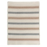 Colonial Mills Allure Braided Rug - Wool Blend, 2x6'
