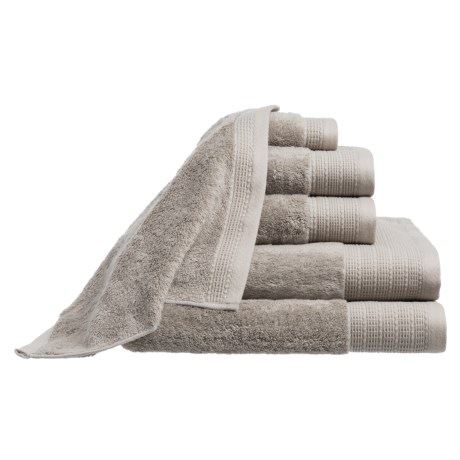 Peacock Alley Riviera Towel Set - 6-Piece