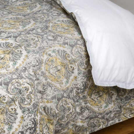 Peacock Alley Carlisle Duvet Cover - Queen