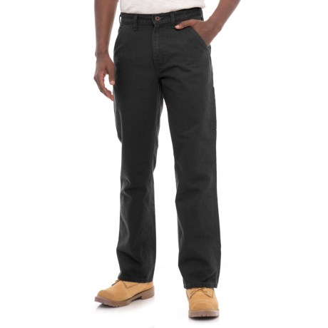 Carhartt Washed Duck Work Pants - Factory Seconds (For Men)