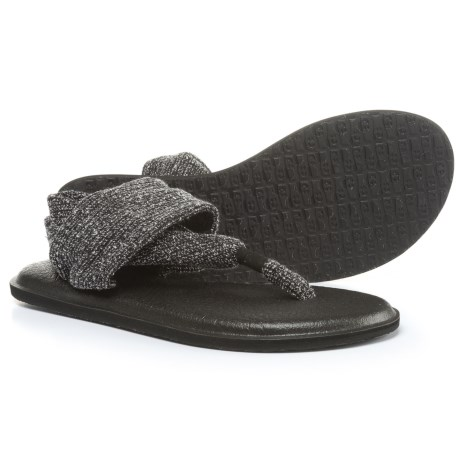 Sanuk Yoga Sling 2 Knitster Sandals (For Women)