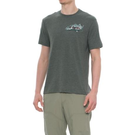 Huk KScott Striper Pursuit T-Shirt - Short Sleeve (For Men and Big Men)