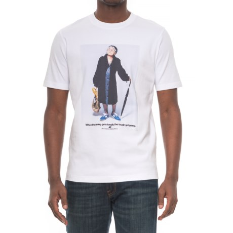 New Balance Grandmother T-Shirt - Short Sleeve (For Men)