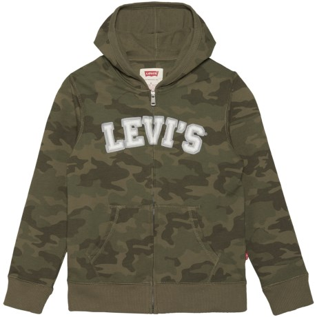 Levi's Levi's Baldwin Hoodie - Full Zip (For Big Boys)