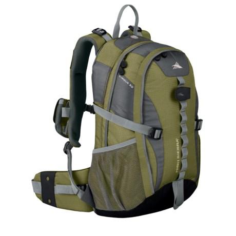 High Sierra Cirque 30 Backpack - Internal Frame