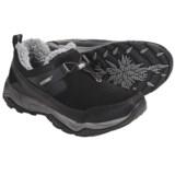 Khombu Aero 2 Suede Shoes - Slip-Ons (For Women)
