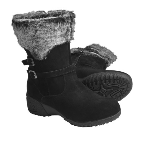 Khombu Saturn Low Winter Boots (For Women)