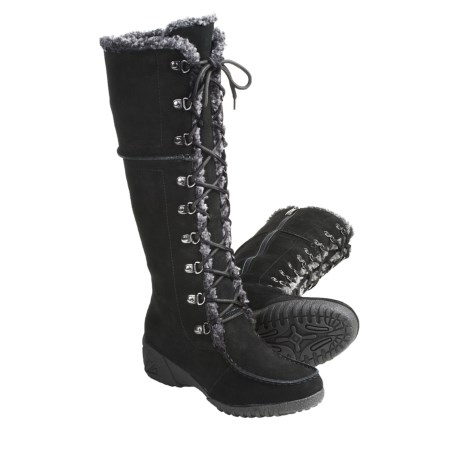 Khombu Saturn Lace Winter Boots (For Women)