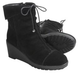 Khombu Sundown Shoes - Suede (For Women)
