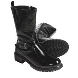 Khombu Snake Boots - Fleece-Lined (For Women)