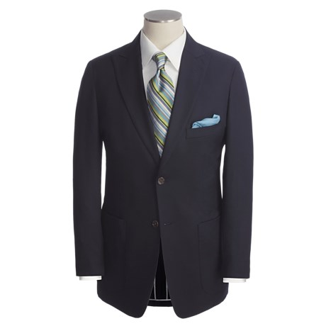 Crittenden Cotton Poplin Sport Coat - Unconstructed (For Men)