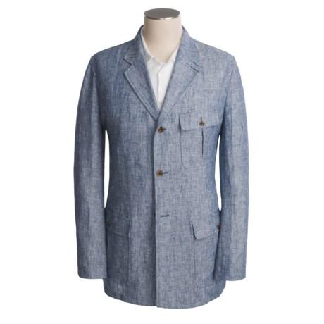Crittenden Linen Sport Coat (For Men)