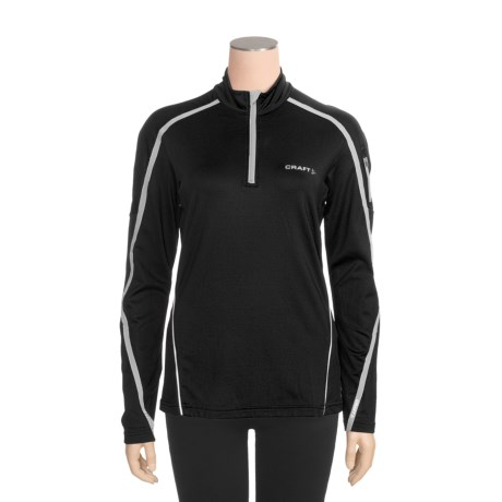 Craft Sportswear Craft High-Performance Run Thermal Shirt - Long Sleeve (For Women)