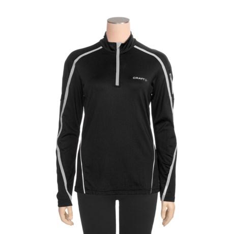 Craft High-Performance Run Thermal Shirt - Long Sleeve (For Women)