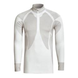 Craft Sportswear Pro Warm Base Layer Top - Zip Neck, Lightweight, Long Sleeve (For Men)