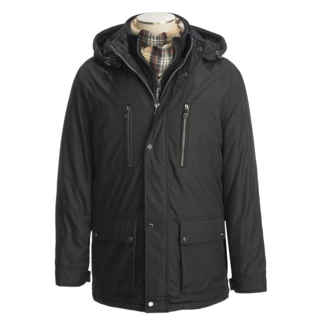 Marc New York by Andrew Marc Brandon Car Coat - Insulated (For Men)
