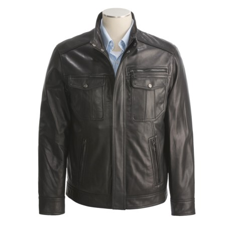 Marc New York by Andrew Marc John Jacket - Smooth Lamb, Insulated (For Men)