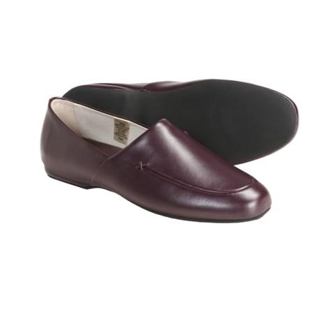 L.B. Evans Duke Opera Slippers - Leather (For Men)