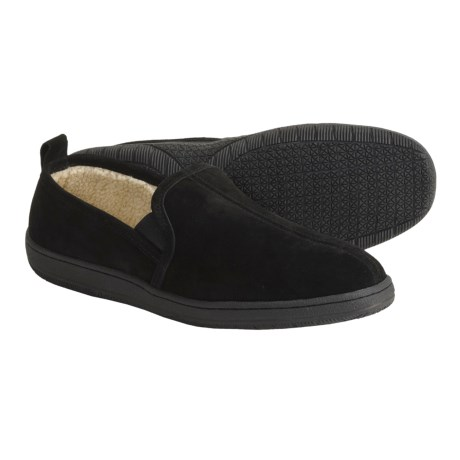 Hideaways by LB Evans Montel Slippers - Berber Fleece Lining (For Men)