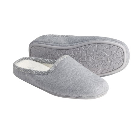 Daniel Green Lola Spa Slippers - Jersey Cotton Blend (For Women)