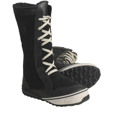 Sorel MacKenzie Lace Boots - Tall, Insulated (Women)