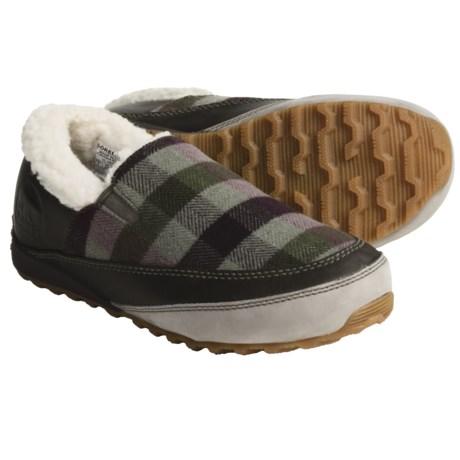 Sorel MacKenzie Holiday Shoes - Slip-On, Faux-Shearling Fleece Lining (For Women)