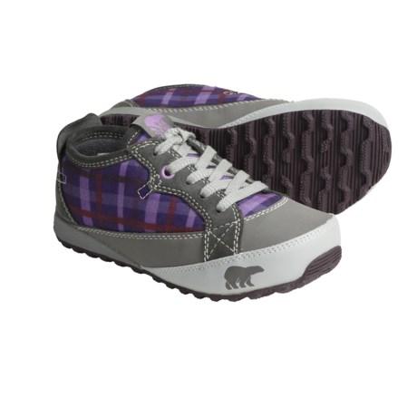 Sorel MacKenzie Sneakers - Fleece Lined (For Youth)