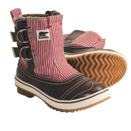 Sorel Tivoli Slip Pac Boots - Waterproof, Insulated (For Women)