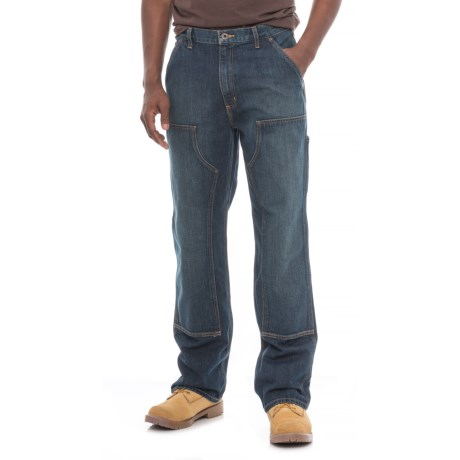 Carhartt Double Front Logger Jeans - Straight Leg, Factory 2nds (For Men)