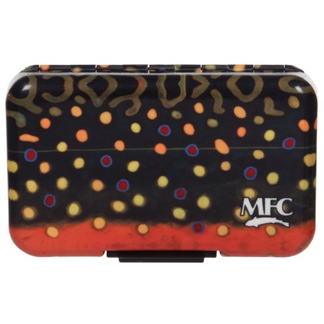 Montana Fly Company Fly Company Brook Trout Series 1 Poly Fly Box