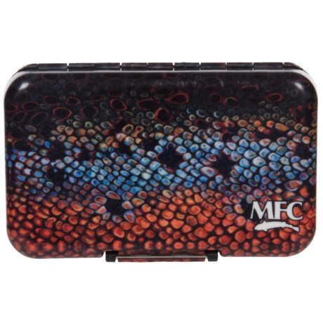 Montana Fly Company Brown Trout Skin Poly Fly Box