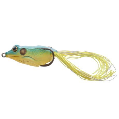 Live Target Soft Hollow Body Frog Floating Lure - 2-1/4""