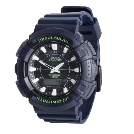 Casio Solar Digital Sports Watch (For Men)