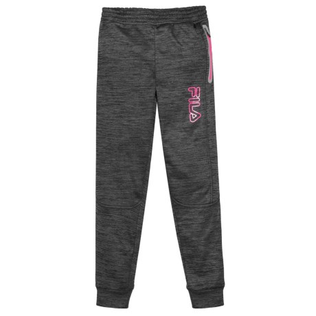 Fila Space-Dyed Tech Joggers (For Girls)