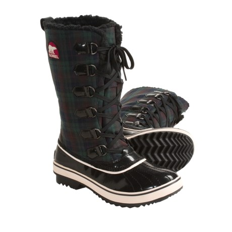 Sorel Tivoli High Pac Boots - Waterproof, Insulated (For Women)