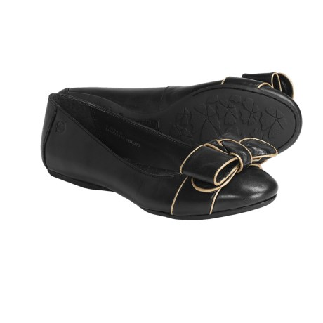Born Oriel Flats - Leather (For Women)