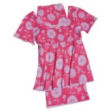 Bedhead Stretch Lounge Set - Short Sleeve (For Women)