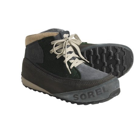 Sorel Chesterman Holiday Chukka Boots - Insulated (For Men)