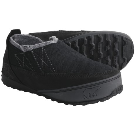 Sorel Chesterman Slip Shoes - Insulated, Leather (For Men)