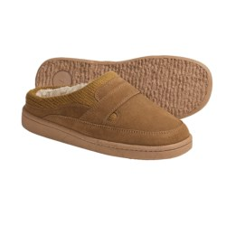 Clarks Suede Slippers (For Women)