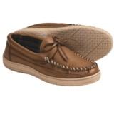 Florsheim Elk Leather Slippers (For Men)