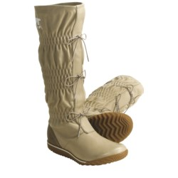 Sorel Firenzy Leather Boots - Wool Lined (For Women)